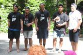 Gosti na kampu_klapa
